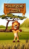 Talking Lion mobile app for free download