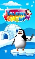 Talking Penguin mobile app for free download