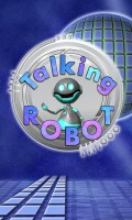 Talking Robot mobile app for free download