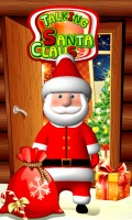 Talking Santa Claus mobile app for free download