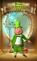 Talking St.Patrick\'s Elf mobile app for free download