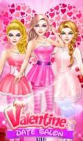 Valentine Date Salon mobile app for free download