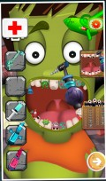 Zombie Doctor Braces mobile app for free download
