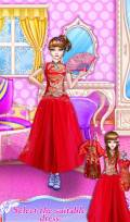 Japanese Doll Fashion Salon mobile app for free download