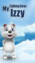My Talking Bear Izzy mobile app for free download