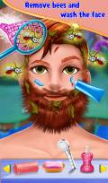 Shave Prince\'s Beard Salon mobile app for free download