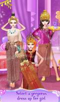 Thailand Fashion Doll Salon mobile app for free download