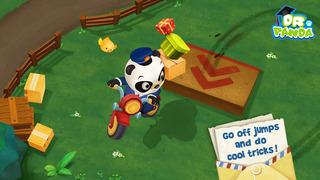Dr. Pandas Mailman