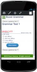 Boost Grammar mobile app for free download
