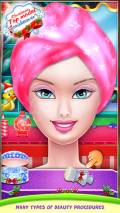 Christmas Top Model Makeover mobile app for free download