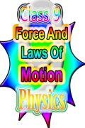 Class 9   Force And Laws Of Motion mobile app for free download
