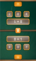 Cool Math Duel: 2 Player Game for Kids and Adults mobile app for free download