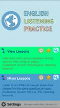 English Listening Practice   World Talks mobile app for free download