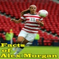 Facts of Alex Morgan mobile app for free download