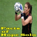 Facts of Hope Solo mobile app for free download