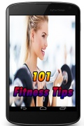 Fitness Tips mobile app for free download