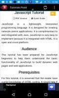 Javascript Tutorials mobile app for free download