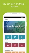 Khan Academy mobile app for free download