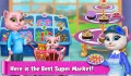 Kitty Supermarket Manager mobile app for free download