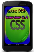 Learn CSS Interview Q A mobile app for free download