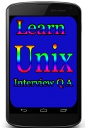 Learn Unix Interview Q A mobile app for free download