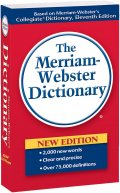 Merriam Webster dictionary mobile app for free download