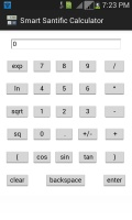 SmartSantificCalculator mobile app for free download