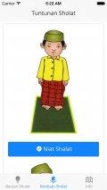 Tuntunan Sholat   Panduan Sholat 5 Waktu dan Shalat Sunnah Lengkap mobile app for free download