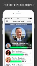 Voter   Matchmaking for Politics mobile app for free download