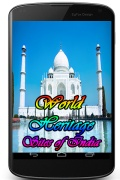 World Heritage Sites of India mobile app for free download