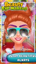 Beauty Eye Makeup Game mobile app for free download