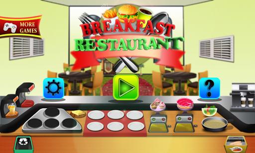 Breakfast Restaurant Game