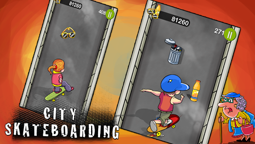 City Skateboarding