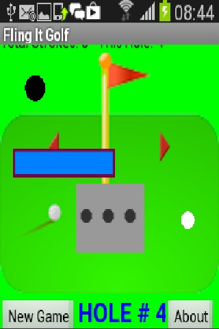Fling It Golf