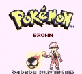Pokemon Brown 2009 mobile app for free download
