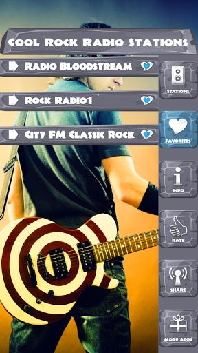 Cool Rock Radio Stations