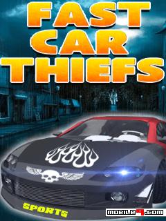 Fast Car Thiefs