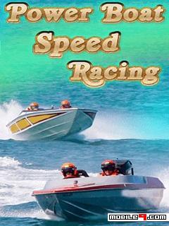 Powerboat Speed Racing