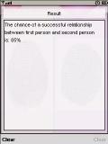 Fingerprint Love Test