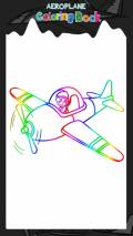 Aeroplane Coloring Book mobile app for free download