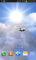 Airplanes 3D Live Wallpaper mobile app for free download