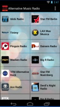 Alternative Music Radio mobile app for free download