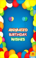 Animated Birthday Emoji mobile app for free download