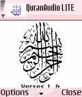 Audio Quran mobile app for free download