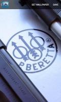 Beretta Gun Wallpaper mobile app for free download