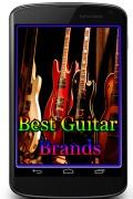 Best Guitar Brands mobile app for free download