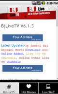 BjLiveTV 6.1.3 mobile app for free download
