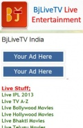 BjLiveTV Ex6 mobile app for free download