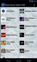 Blues Music Radio FREE mobile app for free download