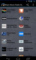 Blues Music Radio Stations mobile app for free download